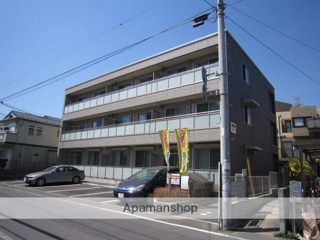 千葉県船橋市、船橋駅徒歩11分の築9年 3階建の賃貸マンション