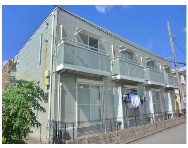 千葉県船橋市、薬園台駅徒歩26分の築15年 2階建の賃貸アパート