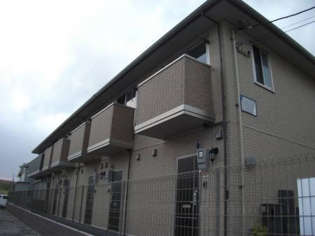 千葉県市川市、本八幡駅徒歩25分の築5年 2階建の賃貸アパート