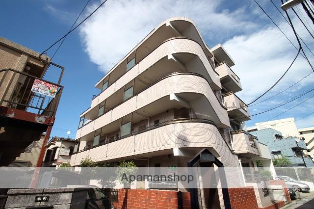 千葉県船橋市、船橋駅徒歩5分の築28年 4階建の賃貸マンション