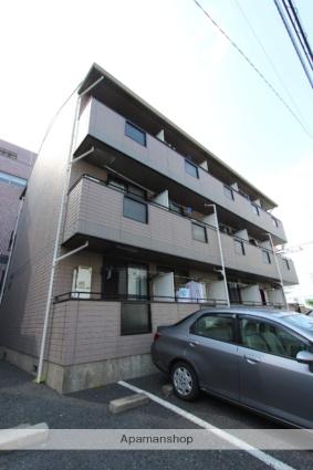 千葉県船橋市、西船橋駅徒歩6分の築23年 3階建の賃貸マンション