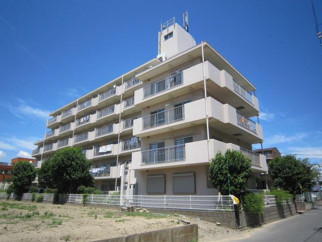 千葉県船橋市、西船橋駅徒歩3分の築27年 6階建の賃貸マンション
