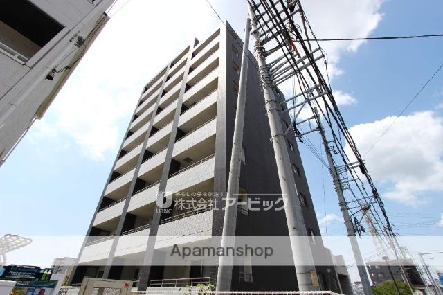 千葉県船橋市、西船橋駅徒歩7分の築5年 10階建の賃貸マンション