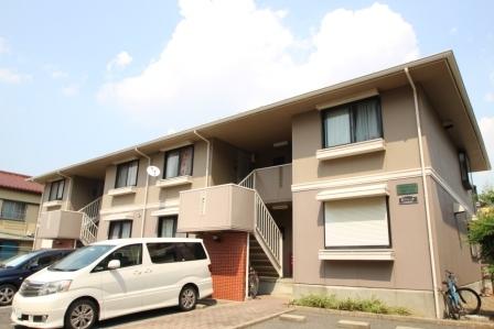 千葉県船橋市、船橋駅徒歩18分の築22年 2階建の賃貸アパート