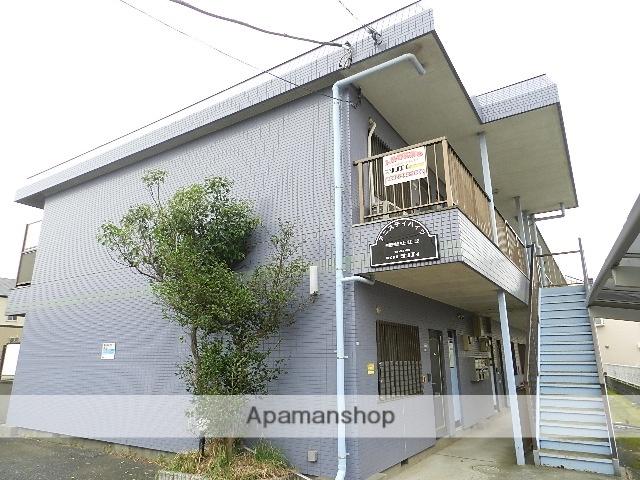 千葉県船橋市、東船橋駅徒歩13分の築20年 2階建の賃貸マンション