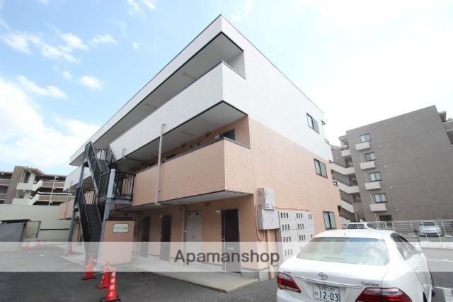千葉県船橋市、塚田駅徒歩4分の築16年 3階建の賃貸マンション