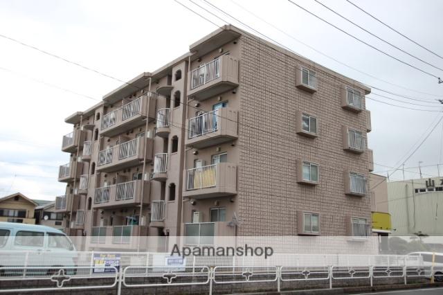 千葉県市川市、市川大野駅徒歩25分の築30年 4階建の賃貸マンション