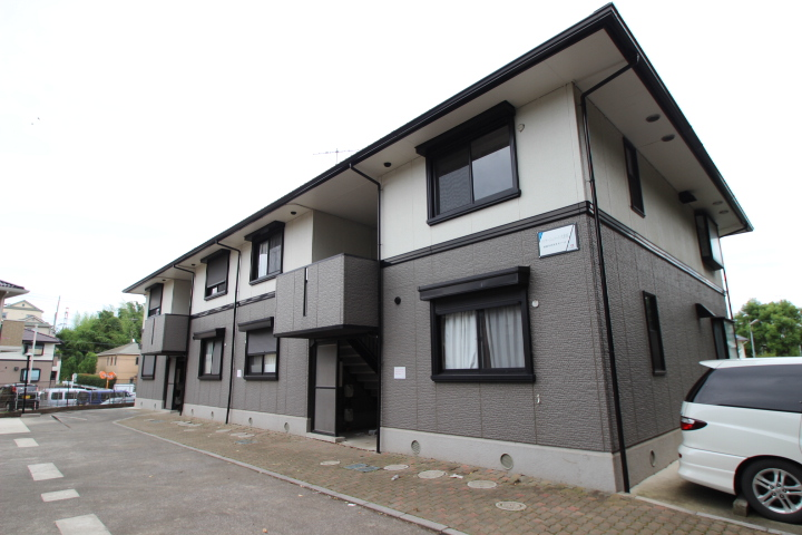 千葉県船橋市、船橋法典駅徒歩23分の築19年 2階建の賃貸アパート