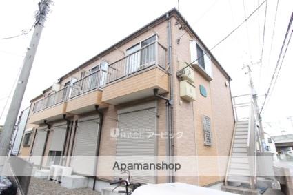 千葉県船橋市、船橋駅徒歩11分の築9年 2階建の賃貸アパート