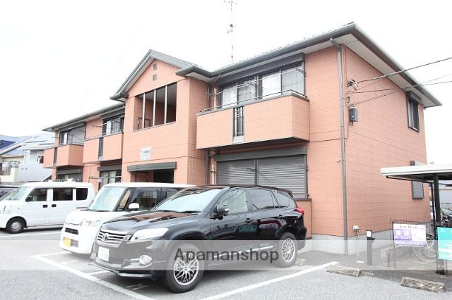 千葉県市川市、北国分駅徒歩4分の築17年 2階建の賃貸アパート