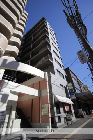 千葉県船橋市、西船橋駅バス11分駅前十字路下車後徒歩8分の築27年 10階建の賃貸マンション