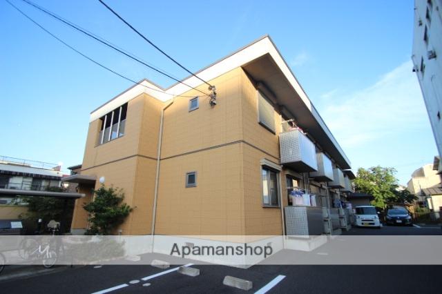 千葉県船橋市、船橋駅徒歩12分の築8年 2階建の賃貸アパート
