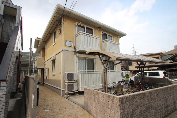 千葉県船橋市、塚田駅徒歩2分の築10年 2階建の賃貸アパート