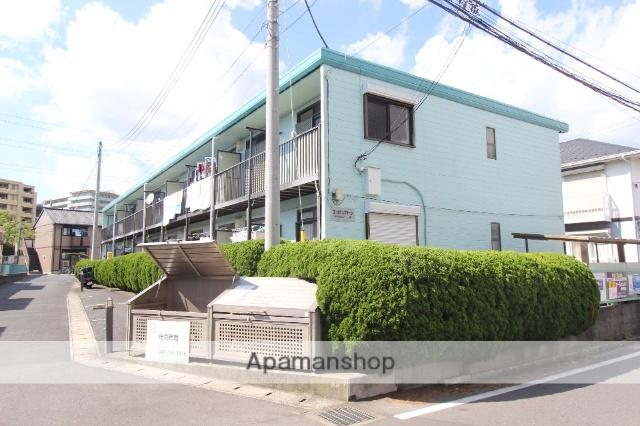 千葉県船橋市、船橋駅徒歩10分の築31年 2階建の賃貸アパート