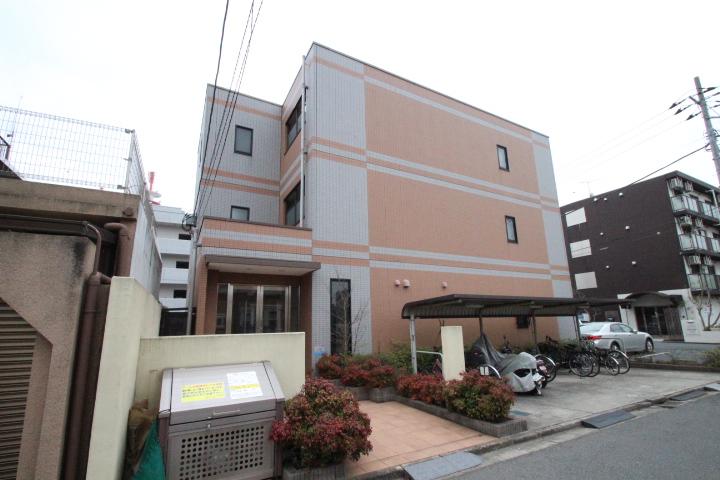 千葉県船橋市、船橋駅徒歩10分の築13年 3階建の賃貸マンション