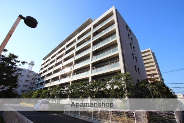 千葉県船橋市、西船橋駅徒歩15分の築17年 8階建の賃貸マンション