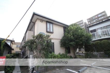 千葉県市川市、下総中山駅徒歩9分の築24年 2階建の賃貸アパート