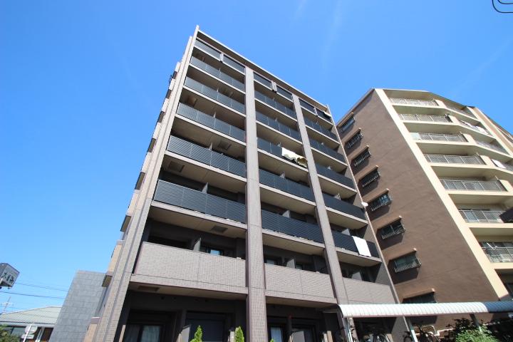 千葉県船橋市、京成船橋駅徒歩15分の築9年 8階建の賃貸マンション