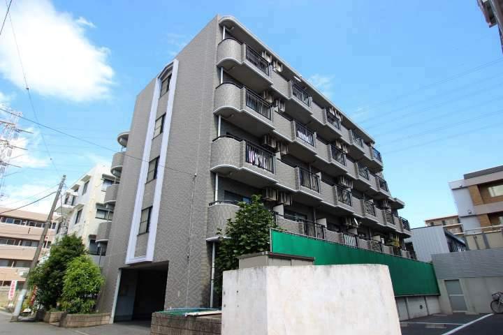 千葉県船橋市、西船橋駅徒歩2分の築20年 5階建の賃貸マンション