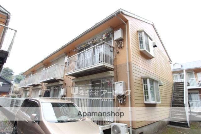 千葉県市川市、市川駅バス10分小学校下車後徒歩5分の築26年 2階建の賃貸アパート