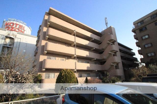 千葉県市川市、西船橋駅徒歩13分の築8年 5階建の賃貸マンション
