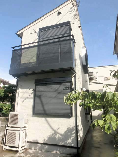 千葉県船橋市、船橋駅徒歩7分の築14年 2階建の賃貸アパート