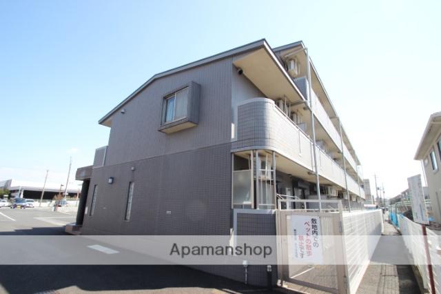 千葉県船橋市、船橋法典駅徒歩2分の築13年 3階建の賃貸マンション