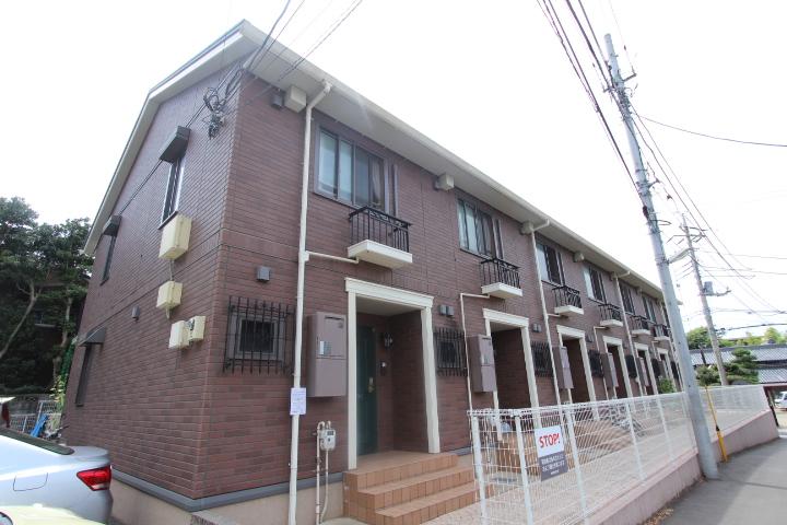 千葉県船橋市、船橋法典駅徒歩20分の築10年 2階建の賃貸アパート