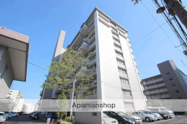 千葉県船橋市、下総中山駅徒歩8分の築44年 11階建の賃貸マンション