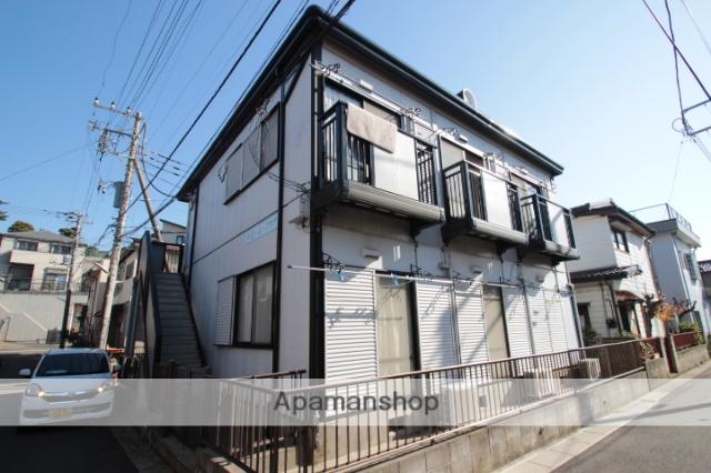 千葉県船橋市、船橋駅徒歩16分の築21年 2階建の賃貸アパート