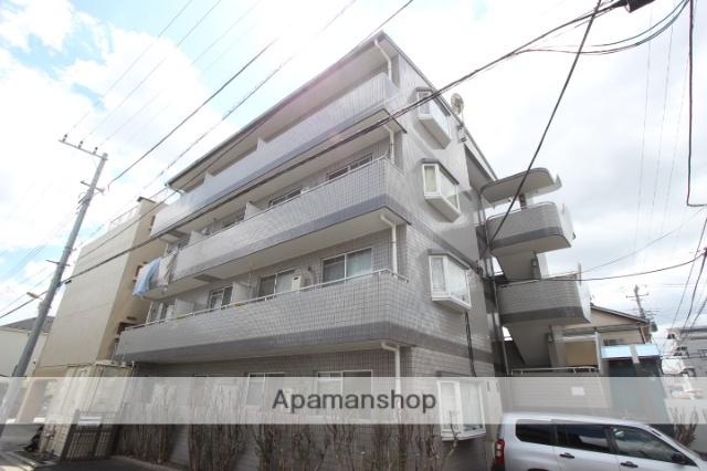 千葉県船橋市、船橋駅徒歩18分の築25年 4階建の賃貸マンション