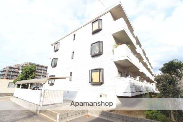 千葉県船橋市、西船橋駅徒歩15分の築28年 3階建の賃貸マンション