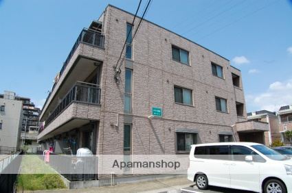 千葉県船橋市、下総中山駅徒歩11分の築11年 3階建の賃貸マンション