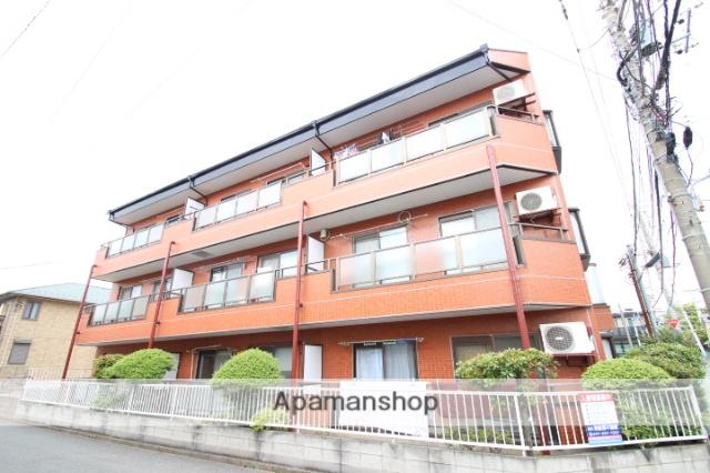 千葉県船橋市、東船橋駅徒歩4分の築25年 3階建の賃貸マンション