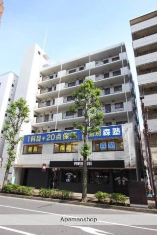 千葉県船橋市、船橋駅徒歩6分の築29年 7階建の賃貸マンション