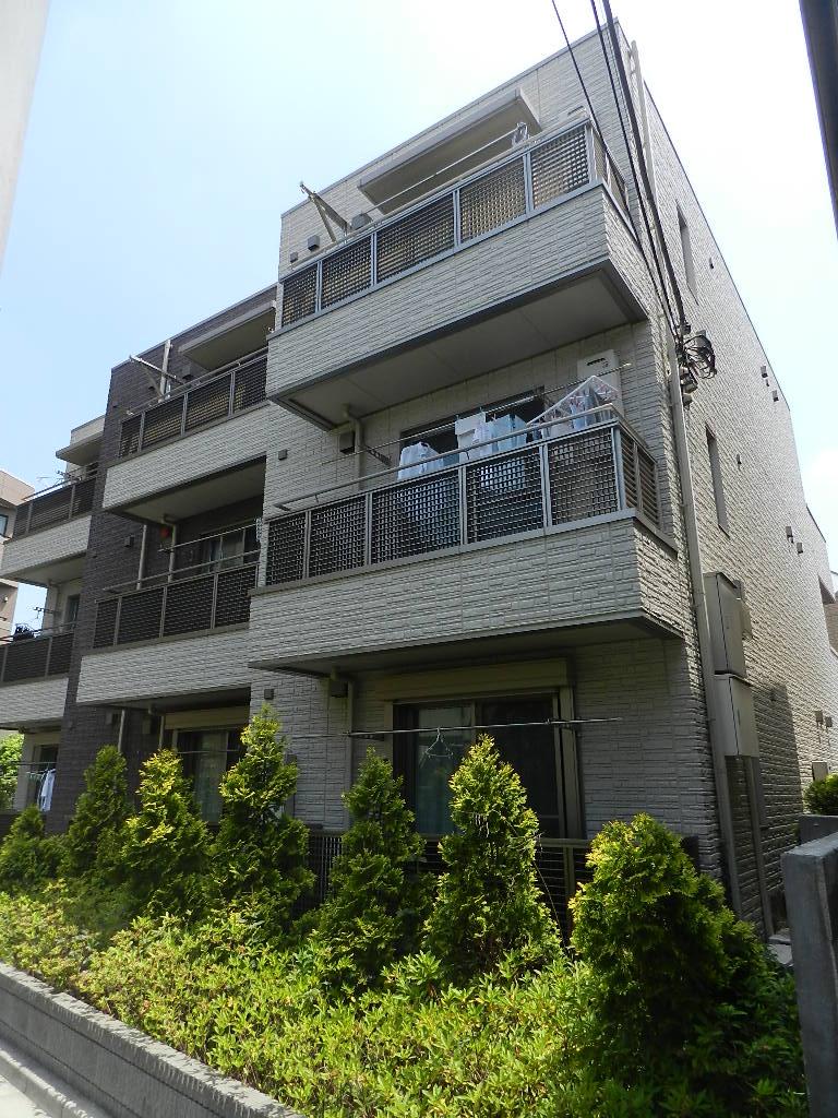 千葉県市川市、本八幡駅徒歩10分の築7年 3階建の賃貸マンション