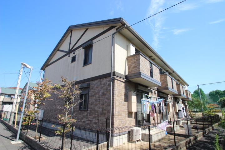 千葉県船橋市、西船橋駅徒歩12分の築9年 2階建の賃貸アパート