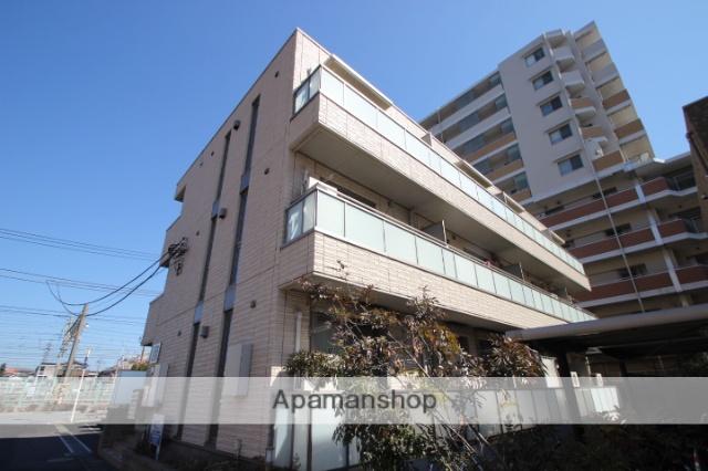 千葉県船橋市、西船橋駅徒歩4分の築6年 3階建の賃貸マンション