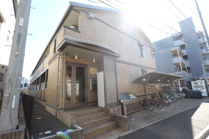 千葉県船橋市、西船橋駅徒歩18分の築12年 2階建の賃貸アパート