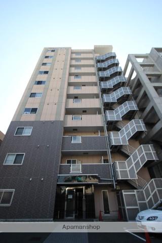 千葉県船橋市、船橋駅徒歩12分の築9年 10階建の賃貸マンション