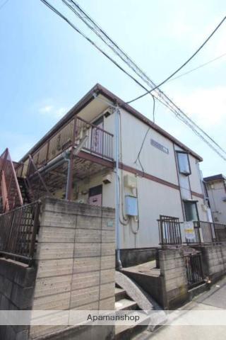 千葉県船橋市、西船橋駅徒歩5分の築33年 2階建の賃貸アパート