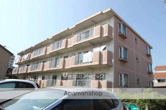 千葉県船橋市、下総中山駅徒歩16分の築27年 3階建の賃貸マンション
