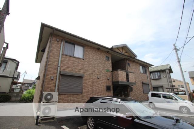 千葉県市川市、下総中山駅徒歩20分の築12年 2階建の賃貸アパート