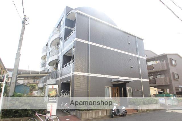 千葉県船橋市、下総中山駅徒歩16分の築16年 4階建の賃貸マンション