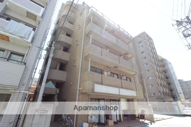 千葉県船橋市、西船橋駅徒歩5分の築17年 7階建の賃貸マンション