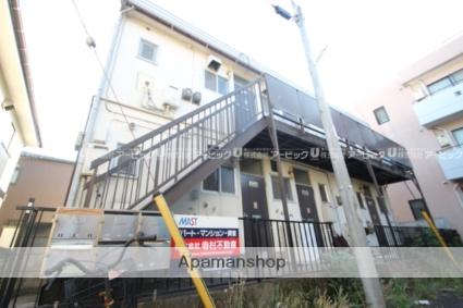 千葉県市川市、本八幡駅徒歩13分の築32年 2階建の賃貸アパート