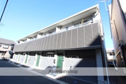 千葉県市川市、西船橋駅徒歩15分の築4年 2階建の賃貸マンション