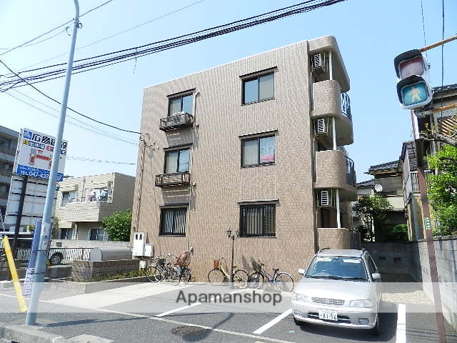 千葉県船橋市、西船橋駅徒歩12分の築10年 3階建の賃貸マンション