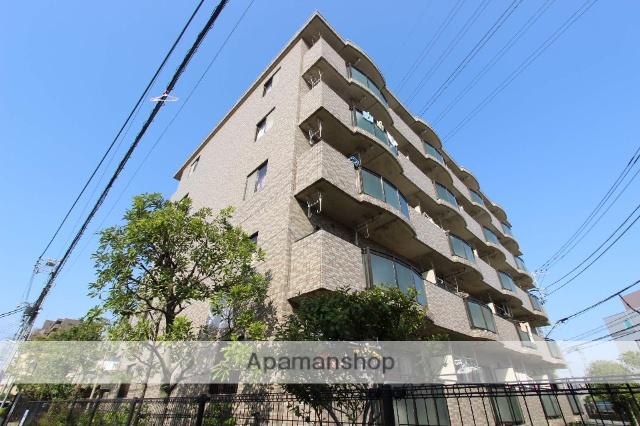 千葉県船橋市、西船橋駅徒歩5分の築21年 5階建の賃貸マンション