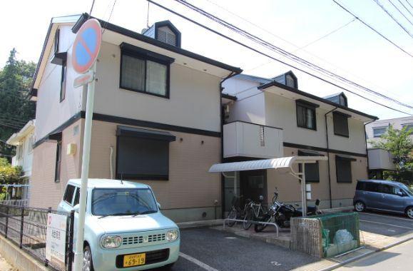 千葉県船橋市、船橋法典駅徒歩9分の築19年 2階建の賃貸アパート